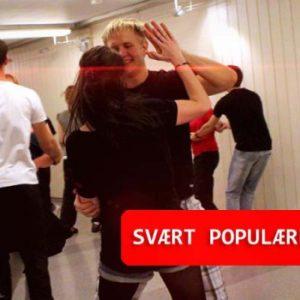 GRATIS Introkurs I Swing Og Salsa 3. Og 5. Feb. 2020