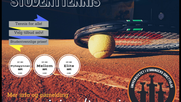Tennis – Weekend-Kurs For Nybegynnere